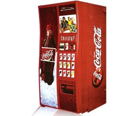 coke machine service